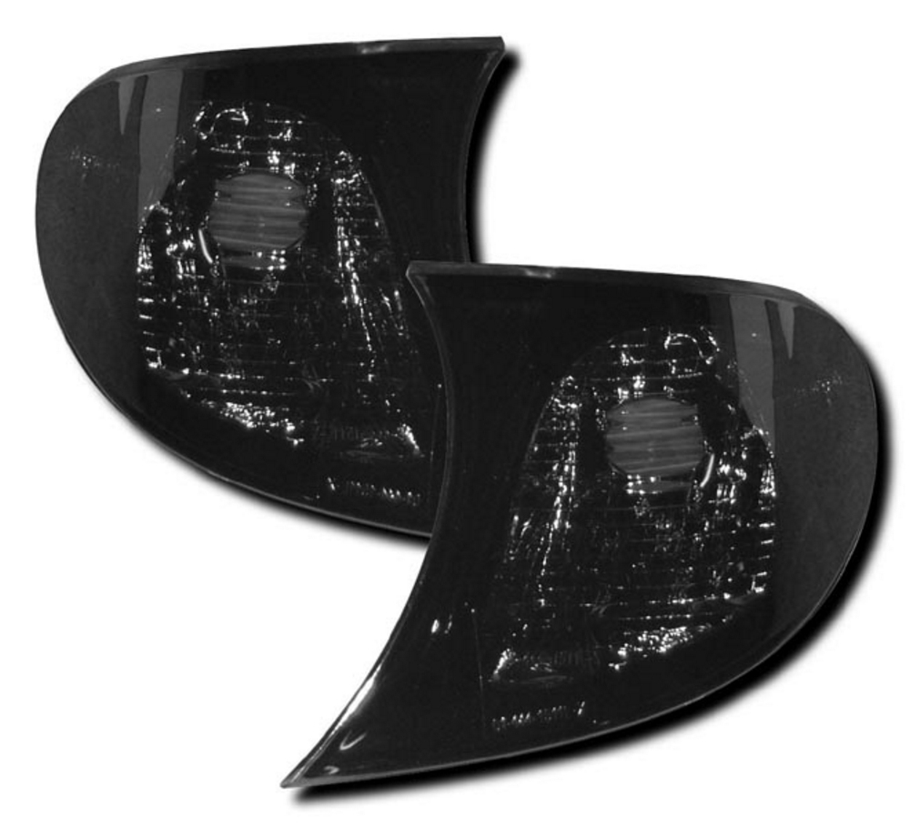 BMW 3 SERIES E46 Black/Smoke Indicators [Image 2]