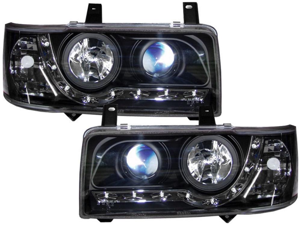 Vw T4 Caravelle 90 97 T4 Transporter 90 03 Headlights