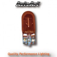 AMBER BULB P501A WY5W (CAPLESS) FOR SIDE REPEATER 12V 5W