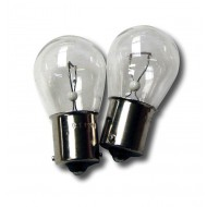 12V 21W CLEAR INDICATOR/REVERSE/STOP/FOG LIGHT BULBS