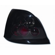 ROVER 200 (95-00) 25 (01-05) MG ZR (01-05) BLACK LEXUS-STYLE TAIL LIGHTS