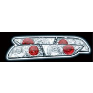 ALFA 156 -2002 CHROME LEXUS TAIL LIGHTS