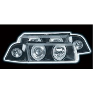 BMW 3-SERIES E36 BLACK HALO HEADLIGHTS (NOT COMPACT)