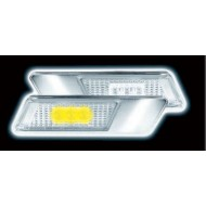 BMW 3-SERIES E36 -1997 CHROME BODY LED SIDE REPEATERS