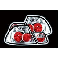 BMW 3-SERIES E46 COUPE CHROME LEXUS TAIL LIGHTS