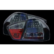 BMW 3-SERIES E90 RED SMOKED LENS LED DESIGN TAIL LIGHT