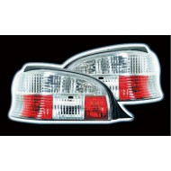 CITROEN SAXO CLEAR JEWEL DESIGN TAIL LIGHTS