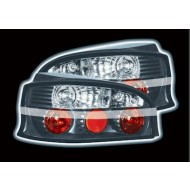 CITROEN SAXO BLACK LEXUS DESIGN TAIL LIGHTS