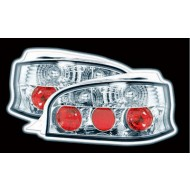CITROEN SAXO CHROME LEXUS DESIGN TAIL LIGHTS