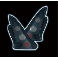 CITROEN C4 3DR BLACK LEXUS TAIL LIGHTS