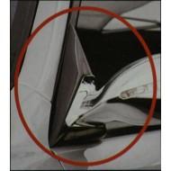 DOOR MIRROR BASE - BMW 5-SERIES E34 5-SERIES