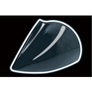 DTM BLACK MANUAL DOOR MIRRORS