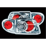 FORD ESCORT 6/7 11/1992- CHROME LEXUS TAIL LIGHTS