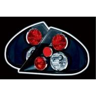 FORD MONDEO MK2 8/96-10/00 5 DOOR BLACK LEXUS TAIL LIGHTS