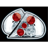 FORD MONDEO MK2 8/96-10/00 5 DOOR CHROME LEXUS TAIL LIGHTS