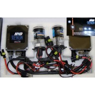 H4 HID XENON CONVERSION KIT WITH STANDARD BALLASTS 6000K