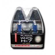 H7 POWER WHITE XENON BULBS - 12V 55W