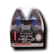 HB3 9005 POWER WHITE XENON BULBS - 12V 55W