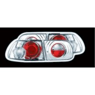 HONDA CIVIC 92-95 3DR CHROME LEXUS TAIL LIGHTS