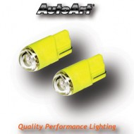 AMBER LED CAPLESS BULB FOR SIDE REPEATERS (2 PC)