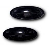 Nissan Juke, Qashqai, Crystal Black Side Repeaters