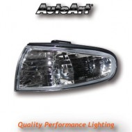 NISSAN 200SX S14 (93-96) SILVIA CORNER LIGHTS - CRYSTAL CLEAR