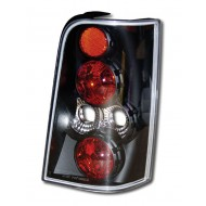 PEUGEOT PARTNER (97-07) BLACK LEXUS TAIL LIGHTS