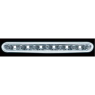 PEUGEOT 206 3/5 DOOR CLEAR LED HIGH LEVEL / 3RD LEVEL BRAKELIGHT