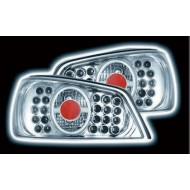 PEUGEOT 306 TECHNO LED CLEAR TAIL LIGHTS