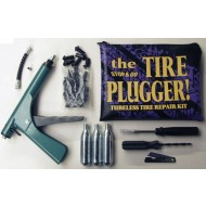 STOP N GO SUPER DELUXE TYRE PLUGGER KIT