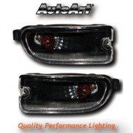 SUBARU IMPREZA 98-01 CRYSTAL BLACK FRONT INDICATORS