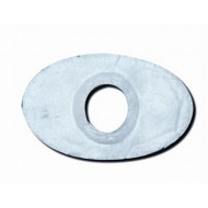 UNIVERSAL SIDE REPEATER GASKET - DOUBLE SIDED BLACK