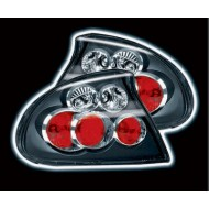 VAUXHALL TIGRA -2005 BLACK LEXUS TAIL LIGHTS