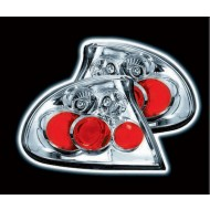 VAUXHALL TIGRA -2005 CHROME LEXUS TAIL LIGHTS