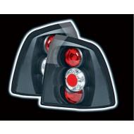 VAUXHALL ASTRA G MK4 3/5 DOOR BLACK LEXUS TAIL LIGHTS