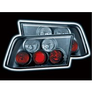 VAUXHALL CALIBRA BLACK LEXUS TAIL LIGHTS