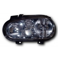 VW Golf Mk4 Headlight with foglight LEFT SIDE