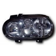 VW Golf Mk4 Headlight with foglight LEFT SIDE