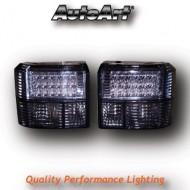 VW T4 CARAVELLE (90-03) T4 TRANSPORTER (90-03) BLACK LED TAIL LIGHTS