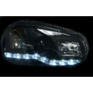 VW GOLF 4 98-02 DRL STYLE HEADLIGHTS