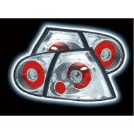 VW GOLF 5 2004- CHROME LEXUS TAIL LIGHTS