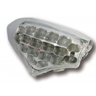 YAMAHA FAZER 600 (04-09) - LED TAIL LIGHT WITH INTEGRATED INDICATORS
