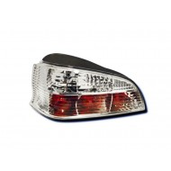 PEUGEOT 106 (96-) TAIL LIGHTS - MR-STYLE CLEAR